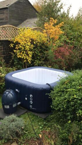 4-5 person tub